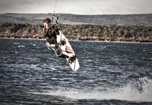 sauf kite surf