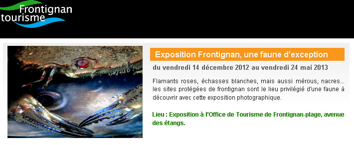 exposition photos herault