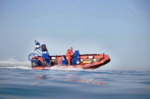 Gardéole snsm sauveteur mer